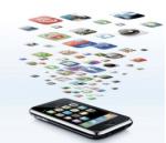 Mobiele zakelijke Apps