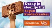 KiKabouw - draag je steentje bij tegen Kinderkanker