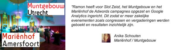 Marienhof Amersfoort, Muntgebouw Utrecht, Anika Schouten