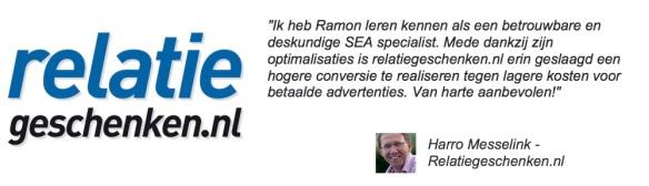 Relatiegeschenken.nl referentie