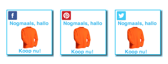 Remarketing - Nogmaals Hallo