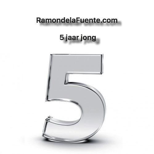 Online Marketing Amersfoort RamondelaFuente.com viert 5 jarig bestaan