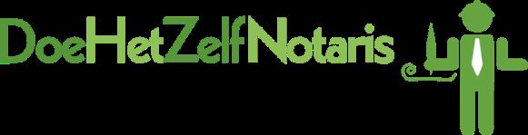 Doe Het Zelf Notaris Logo