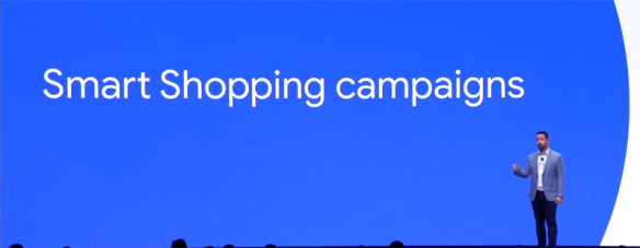 Smart Google Shopping Campagne