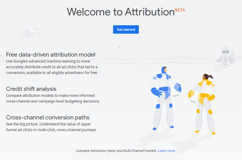 Google Analytics Attributie Project